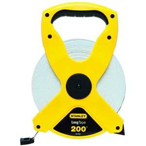 Stanley® 34-793 200 ft Fiberglass Tape-Measure Reel