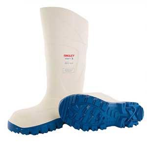 Tingley® Steplite® X 77258 White Polyurethane Steel-Toe Boots