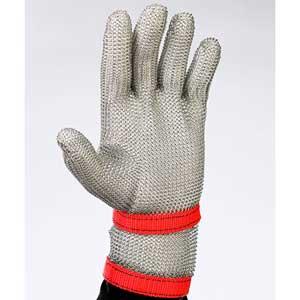US Mesh® USM-1306 Extended Cuff Metal Mesh Glove