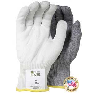 Claw Cover® 13-221 C2 White Food Cut Glove