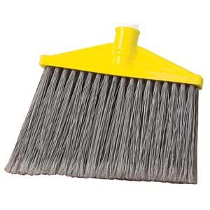 Rubbermaid® Angled Broom Head