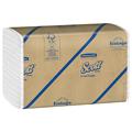 Kimberly-Clark 01510 Scott® C-Fold White Paper Towels