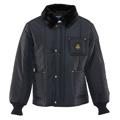 Refrigiwear® Iron-Tuff® 0322R SM Navy Nylon Polar Jacket