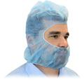 Liberty 15386B Head Cover Hood, Polypropylene, Blue