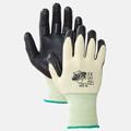 WorldWide 505 Cut-Resistant Gloves, A4, ATA® Fibers, Black